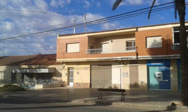 Piso en venta en Diputación de Albujón, Cartagena, Murcia, Avenida Constitucion Española, 65.000 €, 3 habitaciones, 1 baño, 135 m2