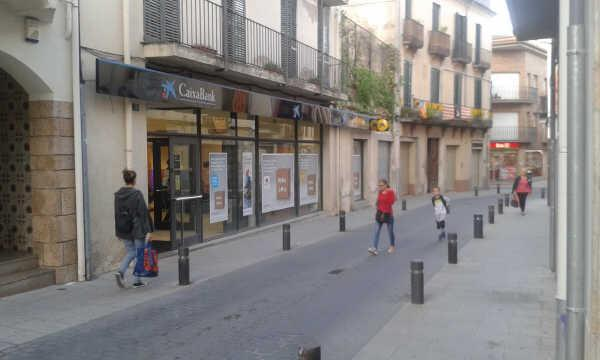 Local en venta en Can Gafet, Santa Coloma de Farners, Girona, Calle Major, 177.000 €, 161 m2