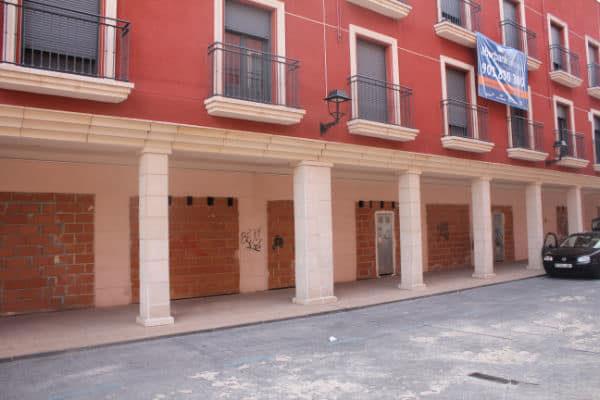Local en venta en Tomelloso, Ciudad Real, Calle Juan Pablo Ii, 134.300 €, 189 m2
