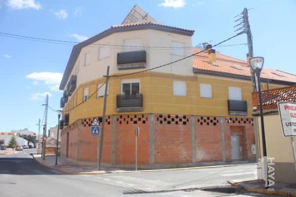 Piso en venta en Miguelturra, Ciudad Real, Calle Sancho Panza, 77.100 €, 2 habitaciones, 1 baño, 82 m2
