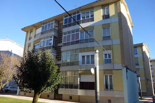 Piso en venta en San Andrés del Rabanedo, León, Calle Profesor Cordero del Campillo, 30.388 €, 3 habitaciones, 2 baños, 76 m2