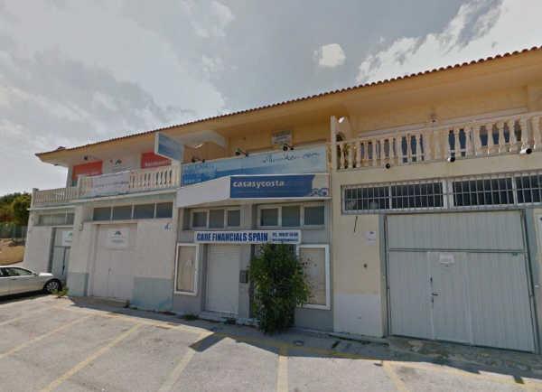 Local en venta en La Nucia, Alicante, Calle Serra del Reclot, 68.000 €, 87 m2
