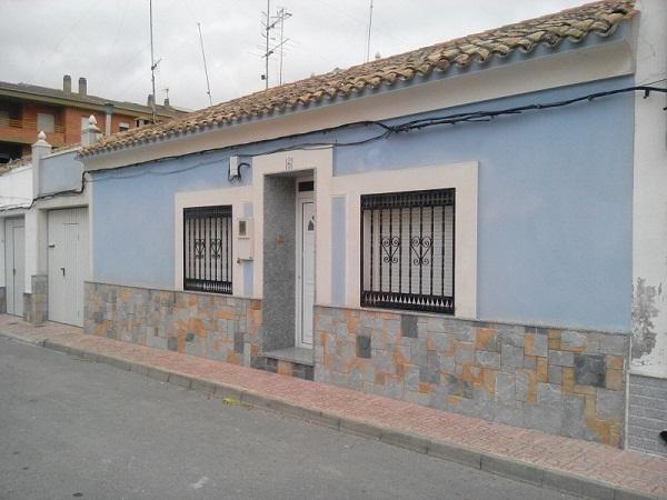 Casa en venta en Caudete, Albacete, Calle Poeta Manuel Bañón Muñoz, 81.063 €, 4 habitaciones, 2 baños, 150 m2