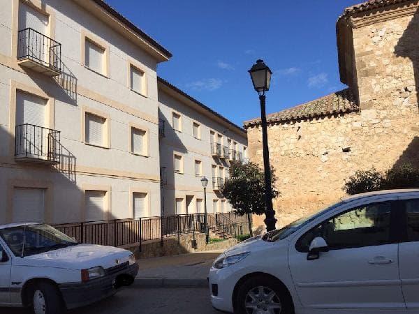 Piso en venta en Horcajo de Santiago, Cuenca, Calle Virgen de la Angustias, 14.071 €, 1 habitación, 1 baño, 48 m2