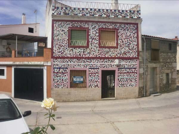 Casa en venta en Trujillo, Cáceres, Calle Iglesia, 53.400 €, 3 habitaciones, 1 baño, 98 m2