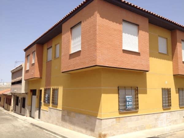 Piso en venta en Poblete, Ciudad Real, Calle Huertos, 54.906 €, 2 habitaciones, 1 baño, 76 m2