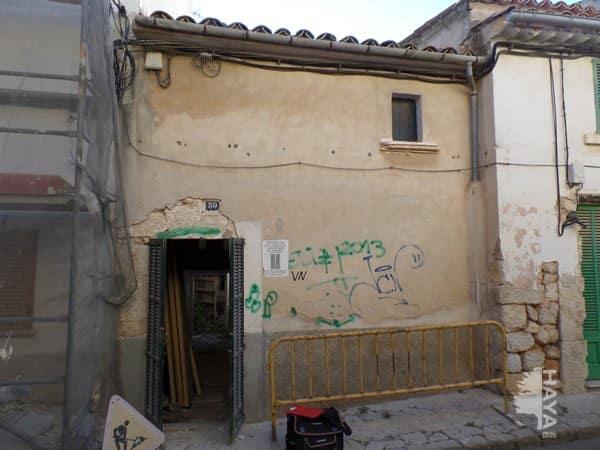 Casa en venta en Inca, Baleares, Calle San Antonio, 66.000 €, 3 habitaciones, 1 baño, 130 m2