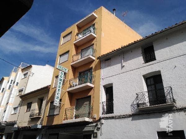 Piso en venta en Tossal - los Bancales, Benissa, Alicante, Avenida País Valencià, 94.000 €, 4 habitaciones, 2 baños, 150 m2