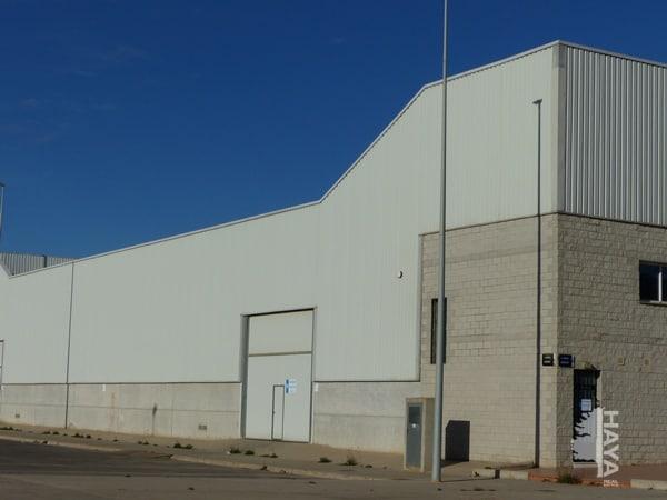 Industrial en venta en Burriana, Castellón, Calle del Oxigen, 710.045 €, 2993 m2