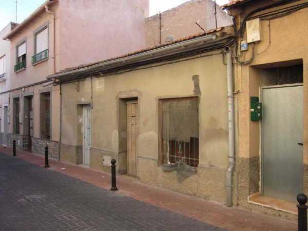 Suelo en venta en Murcia, Murcia, Murcia, Calle Baquerin, 51.800 €, 100 m2