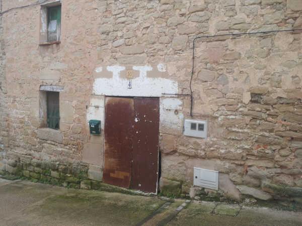 Casa en venta en Sansol, Navarra, Calle Real, 19.000 €, 3 habitaciones, 2 baños, 288 m2