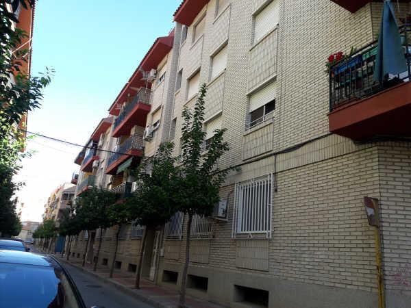 Piso en venta en Alcantarilla, Murcia, Calle Salzillo, 69.447 €, 3 habitaciones, 1 baño, 92 m2
