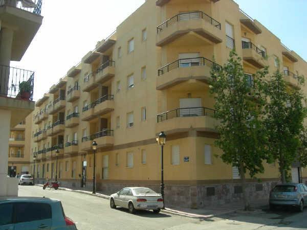 Piso en venta en Cantoria, Almería, Calle Residencial Lorena, 55.100 €, 2 habitaciones, 1 baño, 112 m2