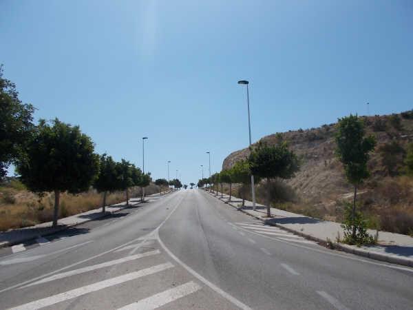 Suelo en venta en Torres, la Villajoyosa/vila, Alicante, Calle Pp-26 Manzana A5, 299.500 €, 4046 m2
