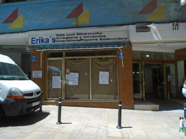 Local en venta en Calpe/calp, Alicante, Calle Portalet, Galeria Mercalp, 64.750 €, 44 m2