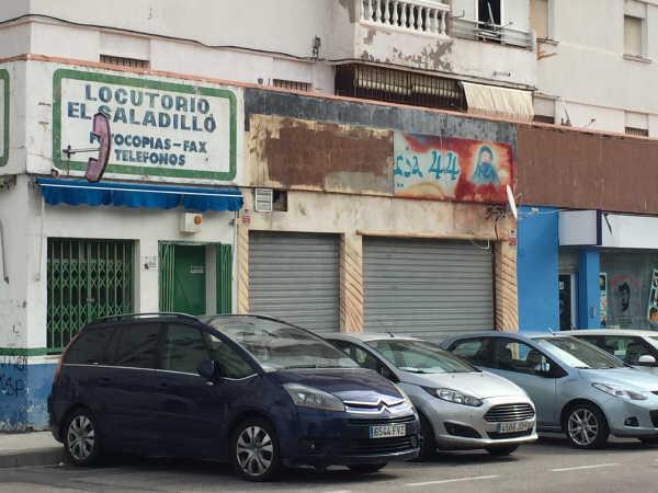 Local en venta en Esquibien, Algeciras, Cádiz, Calle Federico Garcia Lorca, 26.700 €, 81 m2