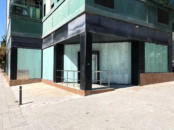Local en alquiler en Pla del Bon Aire - El Garrot, Terrassa, Barcelona, Paseo Lluis Moncunill, 930 €, 70 m2