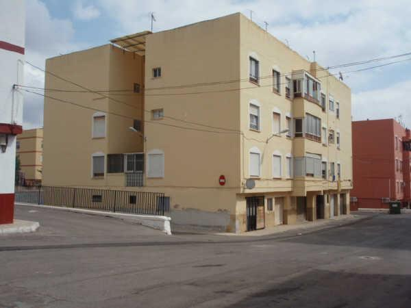 Piso en venta en La Vall D`uixó, Castellón, Plaza Segarra, 50.000 €, 1 baño, 107 m2