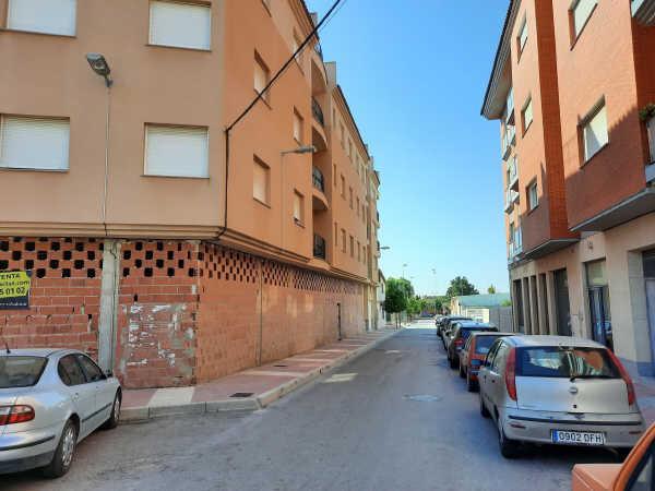 Piso en venta en Murcia, Murcia, Calle Francisco Jose de Goya, 56.100 €, 4 habitaciones, 1 baño, 112 m2