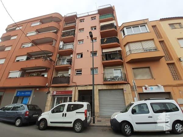 Piso en venta en Malgrat de Mar, Malgrat de Mar, Barcelona, Calle Mossen Felix Paradeda, 104.600 €, 3 habitaciones, 1 baño, 60 m2