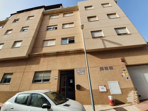 Piso en venta en El Parador de la Hortichuelas, Roquetas de Mar, Almería, Calle Juan Carmona, 84.700 €, 2 habitaciones, 1 baño, 56 m2