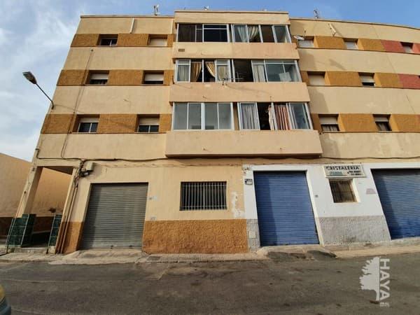 Piso en venta en El Parador de la Hortichuelas, Roquetas de Mar, Almería, Calle Mercado (p), 61.200 €, 98 m2