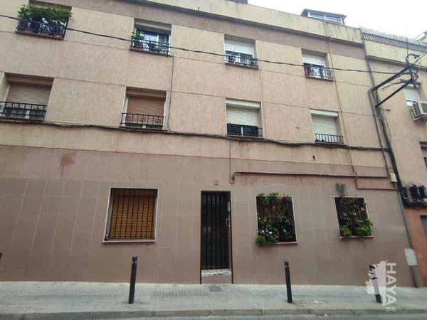 Piso en venta en Santa Coloma de Gramenet, Barcelona, Calle Flor I Cel, Semisotano, 66.200 €, 3 habitaciones, 1 baño, 49 m2