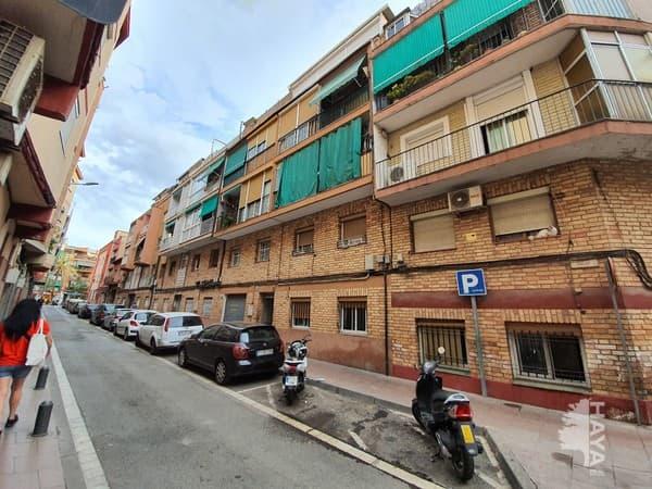 Piso en venta en Santa Coloma de Gramenet, Barcelona, Calle Calafo, 105.000 €, 2 habitaciones, 1 baño, 54 m2