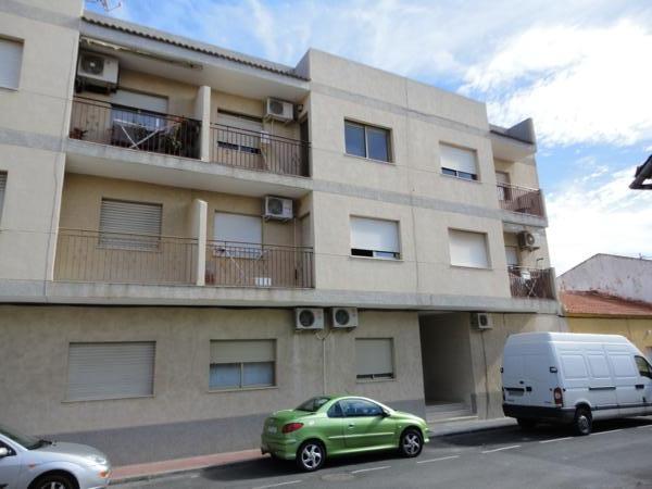 Piso en venta en Balcón de la Costa Blanca, San Miguel de Salinas, Alicante, Plaza Constitucion, 47.500 €, 3 habitaciones, 2 baños, 118 m2