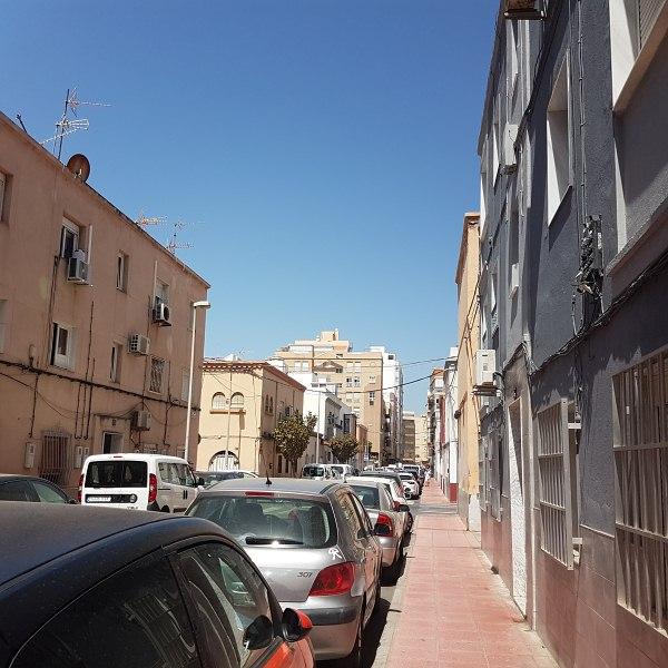 Piso en venta en El Zapillo, Almería, Almería, Calle Abrucena, 36.000 €, 2 habitaciones, 1 baño, 42 m2