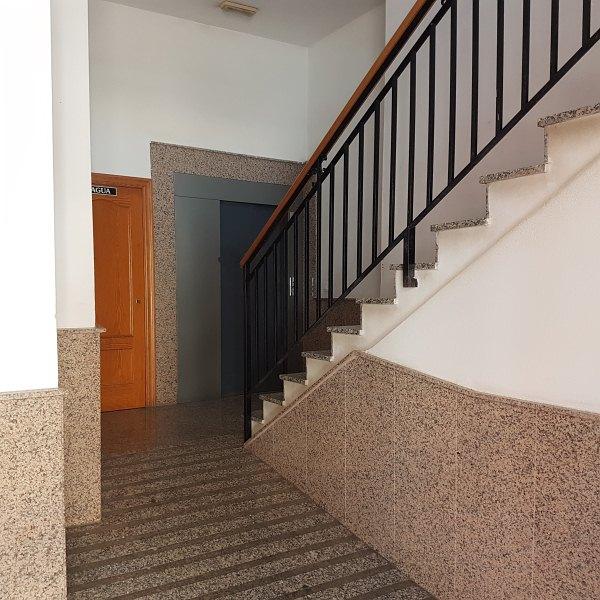 Piso en venta en Los Depósitos, Roquetas de Mar, Almería, Calle Molinero, 72.000 €, 2 habitaciones, 1 baño, 87 m2