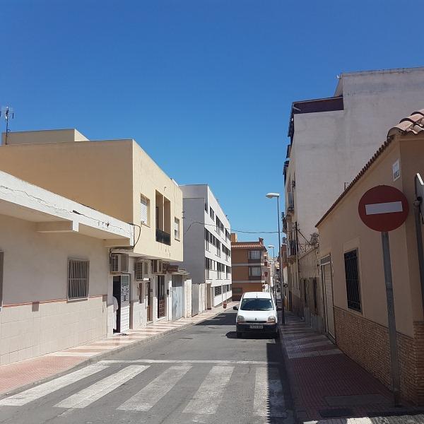 Piso en venta en Los Depósitos, Roquetas de Mar, Almería, Calle la Marinas, 52.000 €, 2 habitaciones, 1 baño, 83 m2