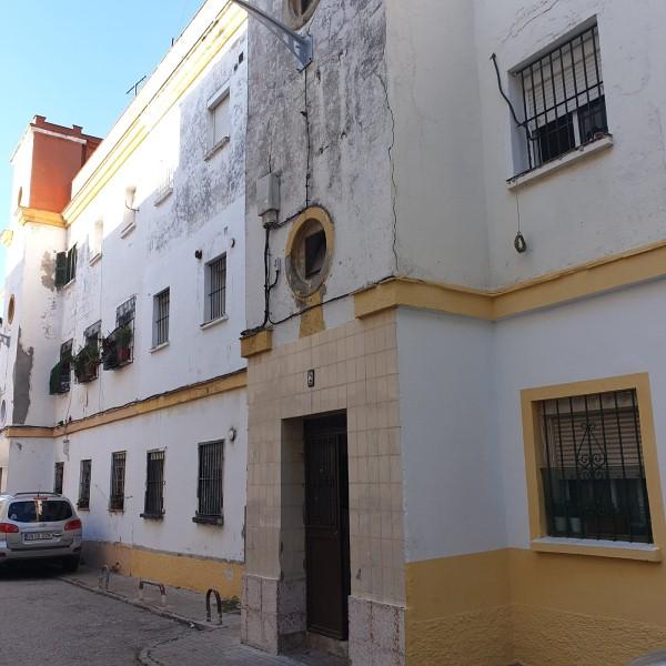 Piso en venta en Algeciras, Cádiz, Calle Mediterraneo, 39.000 €, 3 habitaciones, 1 baño, 69 m2