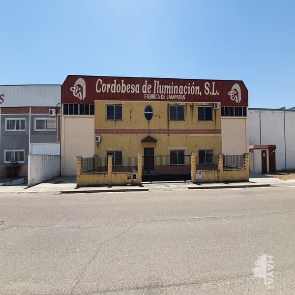 Industrial en venta en El Carpio, El Carpio, Córdoba, Calle 1, 202.000 €, 972 m2