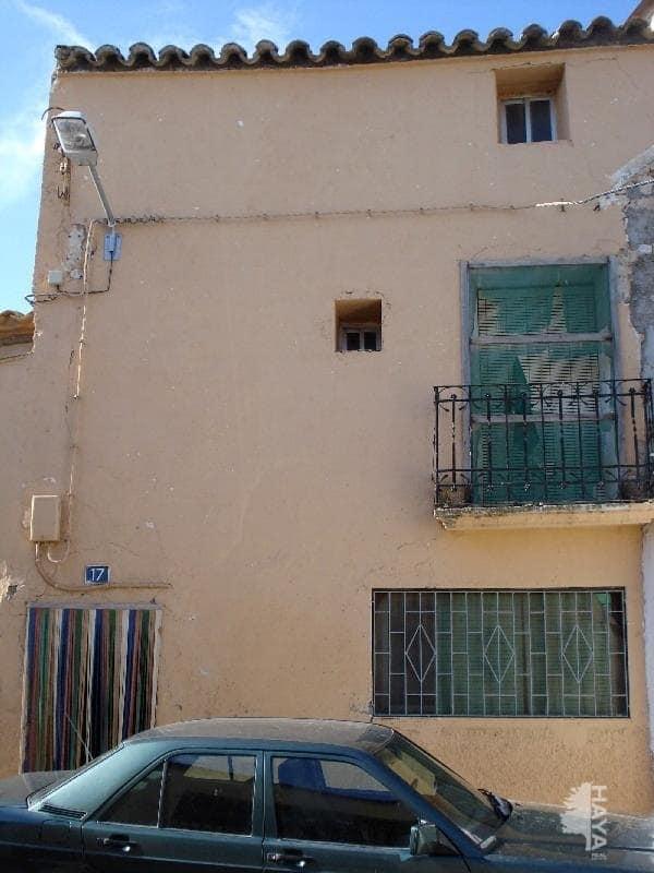 Casa en venta en La Zaida, Zaragoza, Calle Cipres, 71.000 €, 2 habitaciones, 1 baño, 161 m2