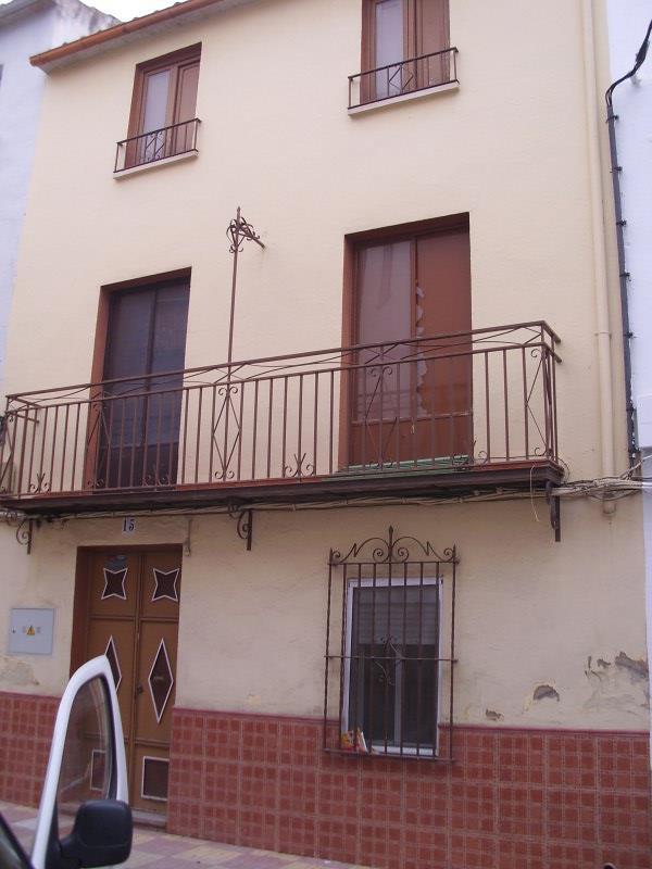 Casa en venta en Torre del Campo, Jaén, Calle Dr. Fleming, 75.000 €, 4 habitaciones, 2 baños, 213 m2