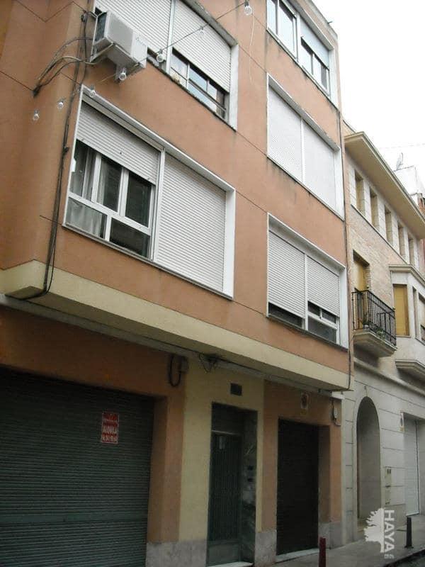 Piso en venta en Alquerieta, Alzira, Valencia, Calle Piletes (les), 33.600 €, 4 habitaciones, 1 baño, 100 m2