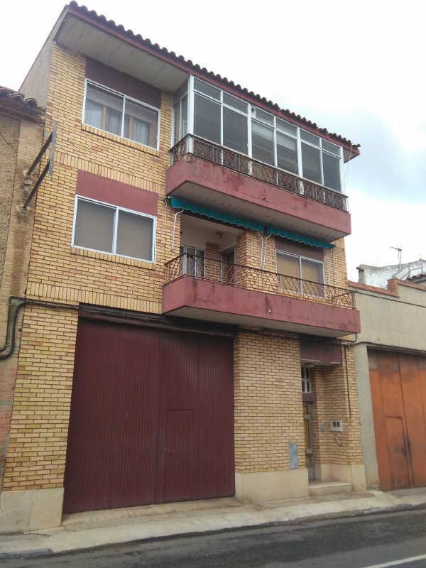 Piso en venta en Albalate de Cinca, Albalate de Cinca, Huesca, Paseo Moya, 52.000 €, 4 habitaciones, 2 baños, 98 m2