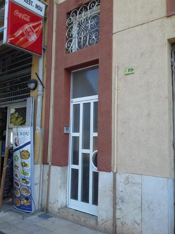 Piso en venta en Tortosa, Tarragona, Avenida Generalitat, 45.000 €, 2 habitaciones, 1 baño, 93 m2