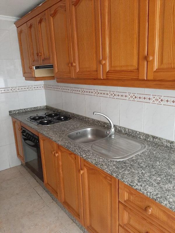 Piso en venta en San Antón, Orihuela, Alicante, Calle San Joaquin, 53.000 €, 3 habitaciones, 1 baño, 72 m2