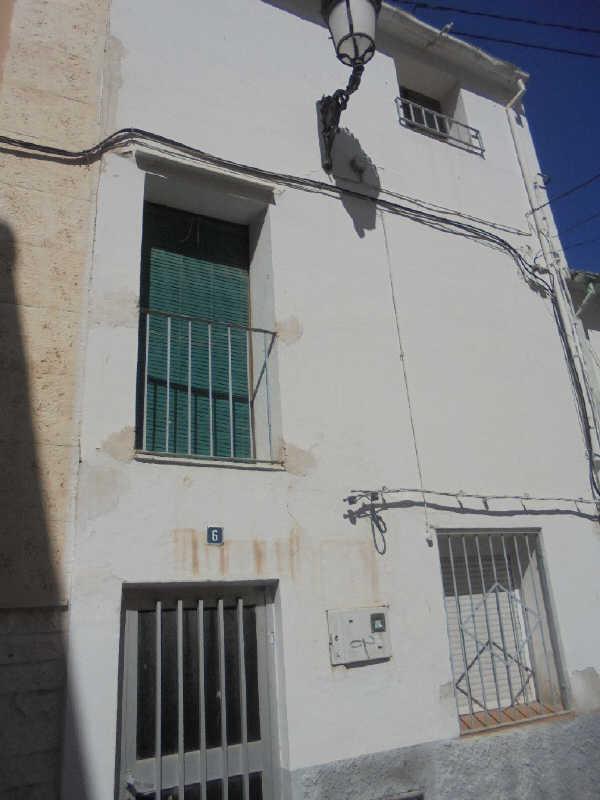 Piso en venta en Ibi, Alicante, Calle Cantareria, 50.000 €, 3 habitaciones, 1 baño, 127 m2