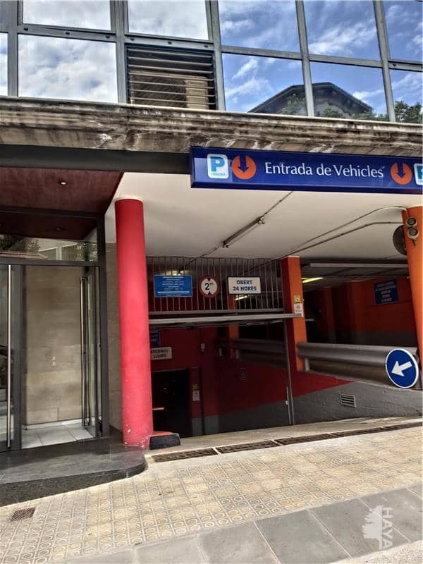 Parking en venta en Centre Històric de Manresa, Manresa, Barcelona, Calle Pompeu Fabra, 140.890 €, 470 m2
