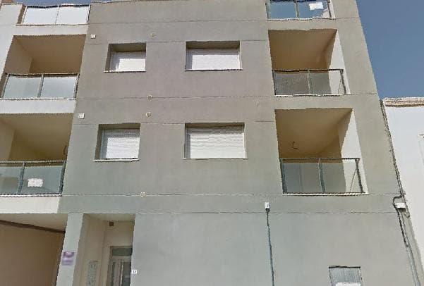 Piso en venta en Los Depósitos, Roquetas de Mar, Almería, Calle la Marinas, 78.200 €, 1 habitación, 1 baño, 78 m2