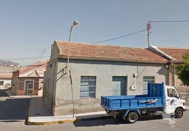 Piso en venta en Benejúzar, Benejúzar, Alicante, Calle Pardo Bazán, 18.000 €, 3 habitaciones, 1 baño, 89 m2