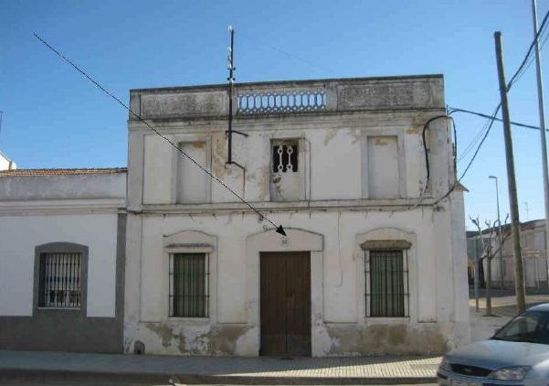 Casa en venta en Don Benito, Badajoz, Calle Cruces, 90.000 €, 283 m2