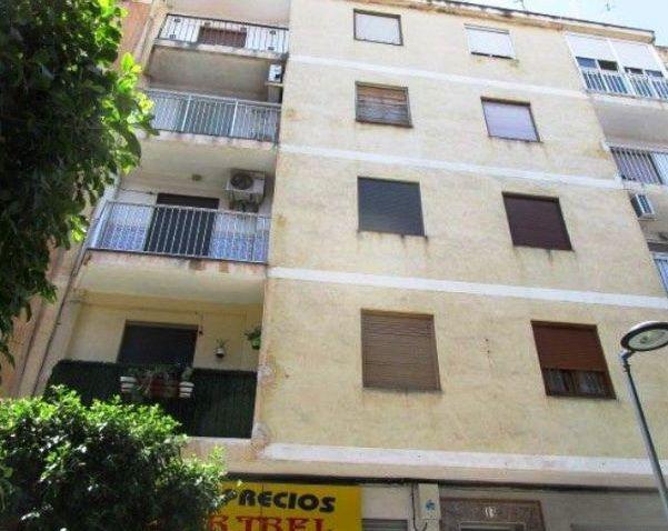 Piso en venta en Aspe, Alicante, Avenida Madrid, 73.500 €, 3 habitaciones, 1 baño, 89,5 m2