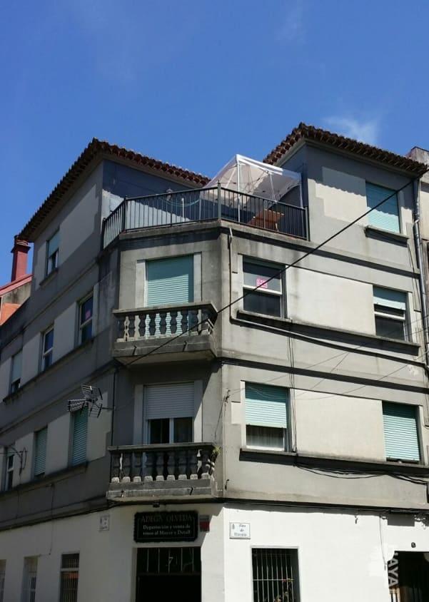 Piso en venta en San Xoán Do Monte, Vigo, Pontevedra, Calle Vizcaya, 76.000 €, 4 habitaciones, 1 baño, 100 m2