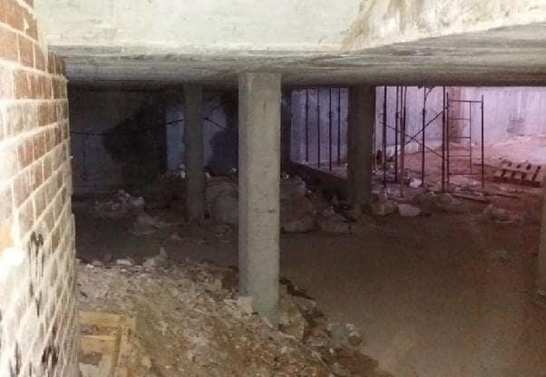 Piso en venta en El Verger, Alicante, Calle Altra Part del Riu, 54.800 €, 2 habitaciones, 1 baño, 93 m2