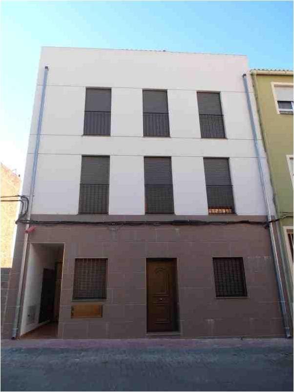Piso en venta en Castellnovo, Castellón, Calle Almedijar, 48.700 €, 2 habitaciones, 1 baño, 73 m2