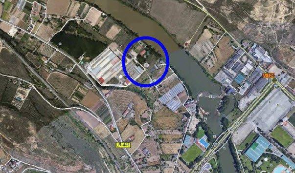 Suelo en venta en El Cortijo, Logroño, La Rioja, Calle Area, 594.700 €, 42975 m2